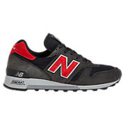 New Balance 1300, Black with Red