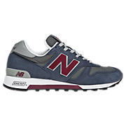 New Balance 1300, Blue with Red & Grey