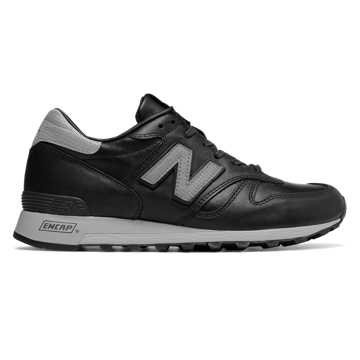 New Balance 1300 Age of Exploration, Black with Silver