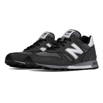 New Balance 1300 Heritage, Black with Grey