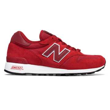 New Balance 1300 Age of Exploration, Red with White