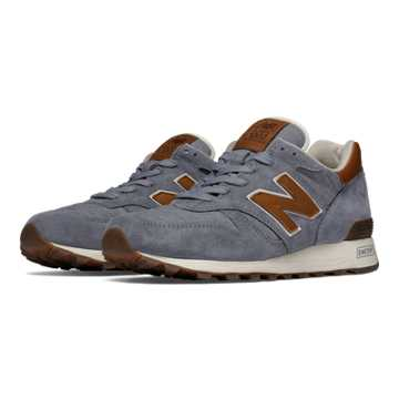 New Balance 1300 Explore by Sea, Steel with Brown