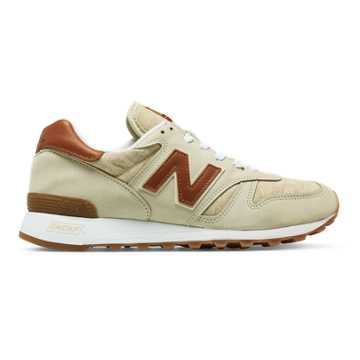 New Balance 1300 Age of Exploration, Powder with Brown