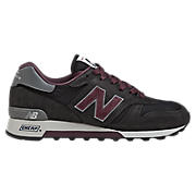 New Balance 1300, Grey with Burgundy