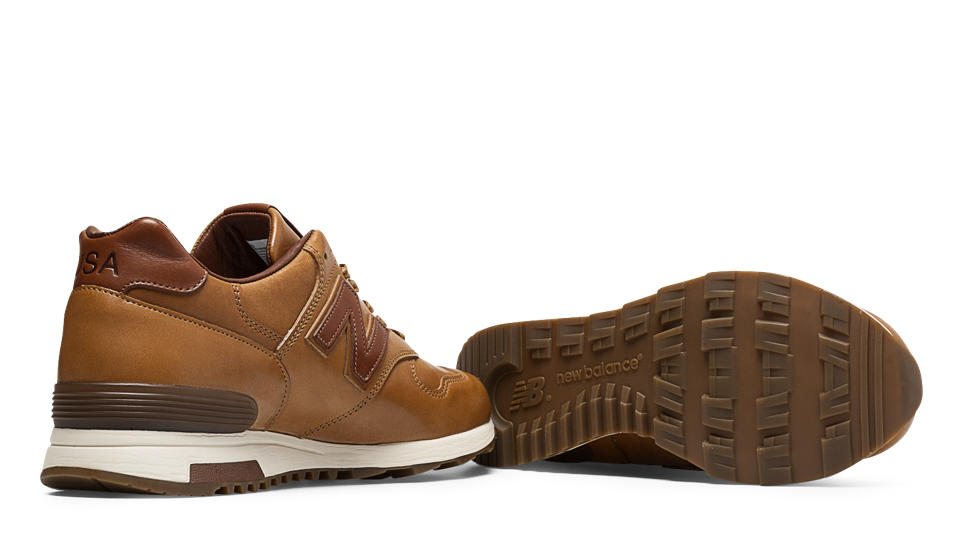 detailed look 7d51a 47e74 new balance 1400 brown leather