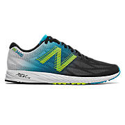 New Balance 1400v6, Blue with Black & Hi-Lite