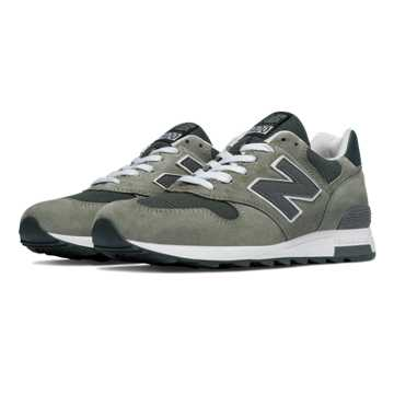 New Balance 1400 Age of Exploration, Grey with White