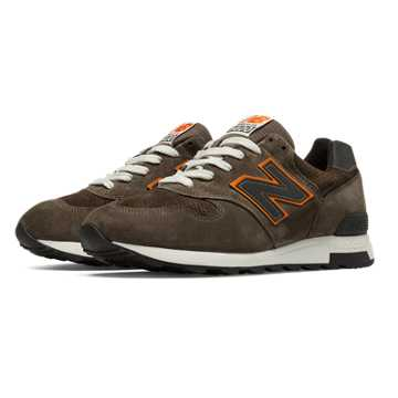 New Balance 1400 Connoisseur Retro Ski, Brown with Tan
