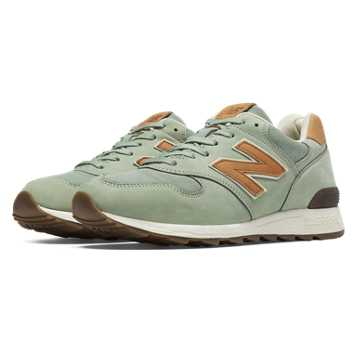 New Balance 1400 Distinct USA, Jade with Tan