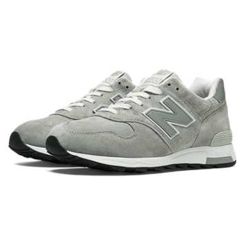 New Balance 1400 Connoisseur, Grey with White