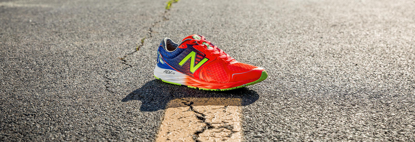 new balance 1400 weight distribution