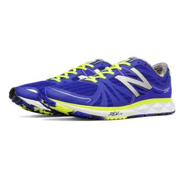 New Balance New Balance 1500v2, Blue with Hi-Lite