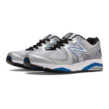 New Balance New Balance 1540v2, Silver with Blue