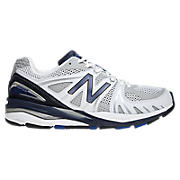 New Balance 1540, White with Navy