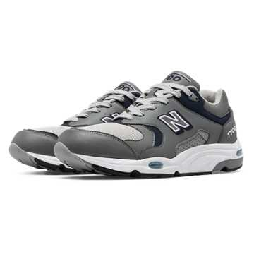 New Balance 1700 Heritage, Grey with Navy