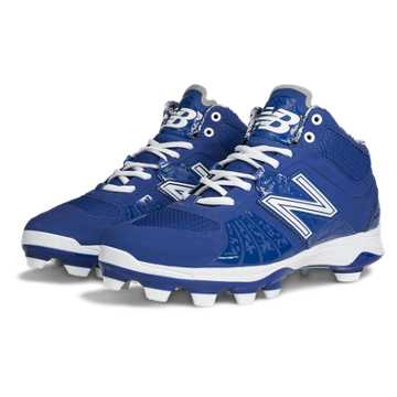 New Balance Mid-Cut 2000v2 TPU Molded Cleat, Blue