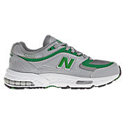 New Balance 2000, Grey with Green