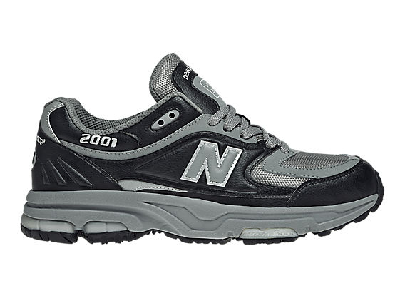 New Balance 2001, Black with Grey