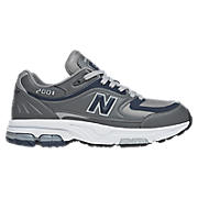 New Balance 2001, Grey with Navy