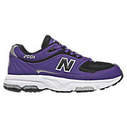 New Balance 2001, Purple with Black