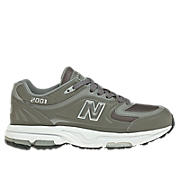 New Balance 2001, Grey with White