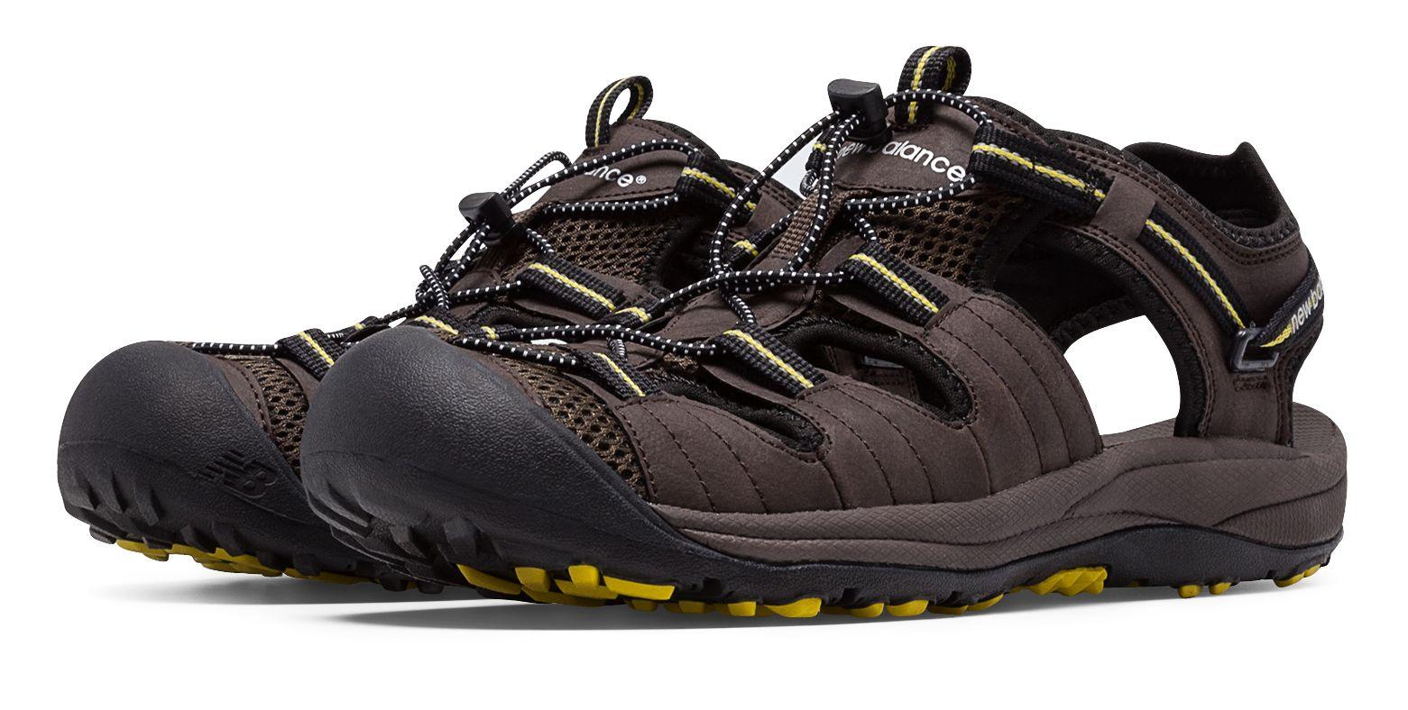 87d1bacf30c5 ... UPC 848851093723 product image for New Balance Men s Appalachian Sandal  Shoes Brown