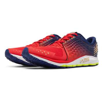 New Balance Vazee 2090 Pride, Red with White & Blue