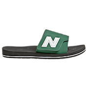 New Balance 3017, Black with Green