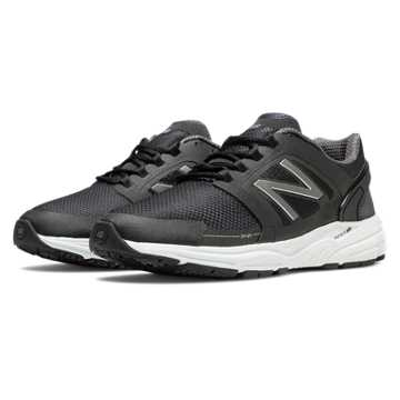 New Balance New Balance 3040, Black with Magnet & White
