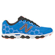 Minimus Ionix 3090, Electric Blue with Orange & Black