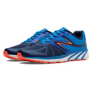New Balance 3190v2, Blue with Orange