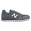 New Balance 373, Grey with Blue & White