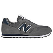 New Balance 373, Grey with Navy