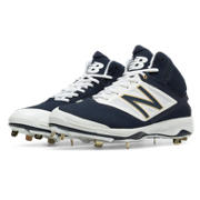 Mid-Cut 4040v3 Metal Cleat, Navy