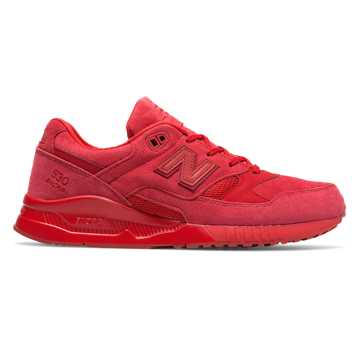 New Balance 530 Perforated, Red