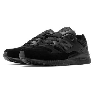 New Balance 530 90s Running Remix, Black