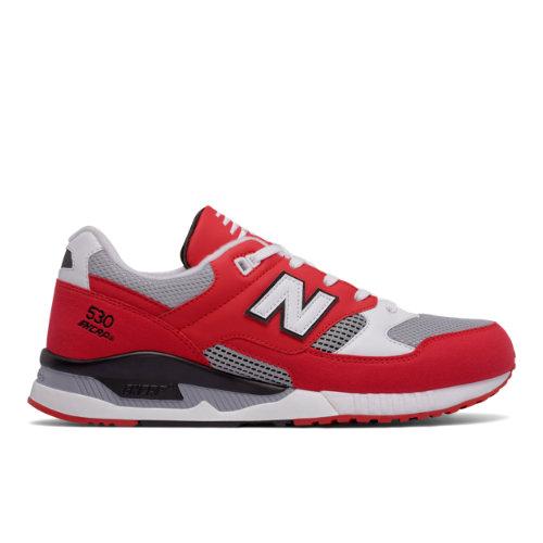 New Balance : 530 Leather Textile : Men's Footwear Outlet : M530CVA