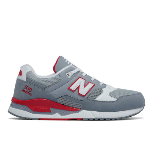 New Balance : 530 Leather Textile : Men's Footwear Outlet : M530CVB