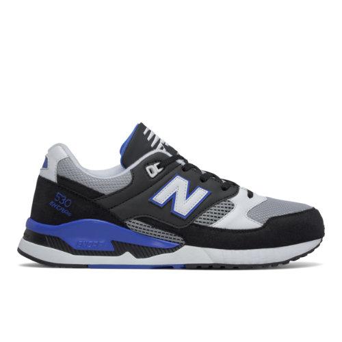 New Balance : 530 Leather Textile : Men's Footwear Outlet : M530CVC