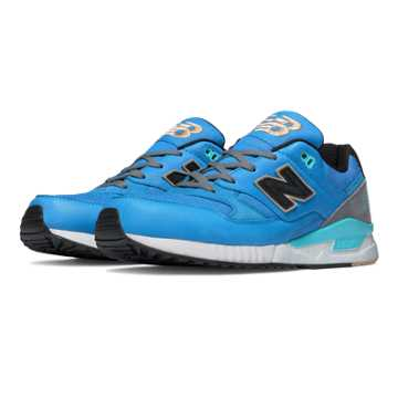 New Balance 530 Elite Edition Lost Worlds, Blue with Grey