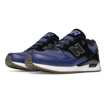 New Balance 530  90s Traditional, Blue with Black
