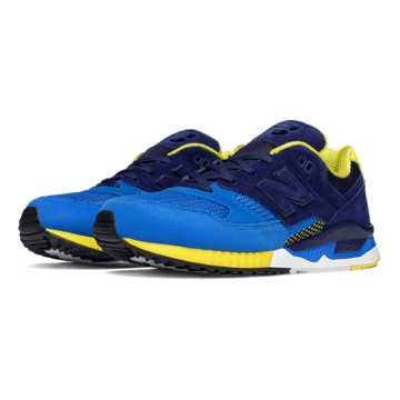 New Balance 530 Bionic Boom, Sonar with Abyss & Viper Yellow
