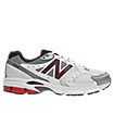New Balance 560v3, White with Red