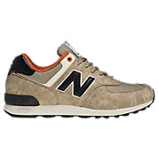 New Balance 576, Tan with Brown
