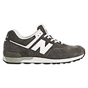 New Balance 576, Grey with White