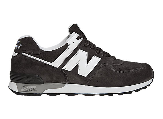 New Balance 576, Brown with White