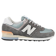 25th Anniversary 576, Grey with Light Blue