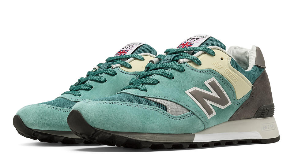 new balance 577 history of soccer