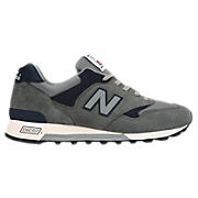 New Balance 577, Grey with Navy