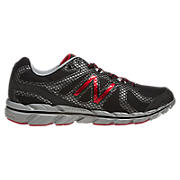 New Balance 590v2, Black with Red